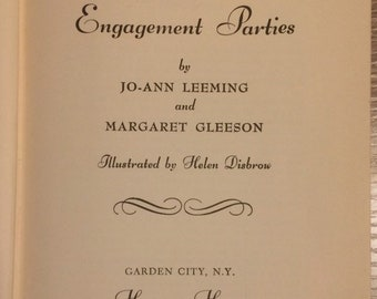 Complete book of showers and engagement parties