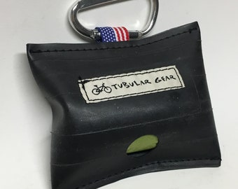 Bag Dispenser- American Flag