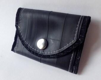 Black on Black wallet