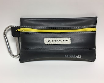 Zipper Bag- yellow
