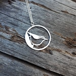 Nuthatch Pendant