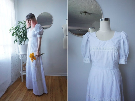 vintage wedding dress, lace wedding dress, boho we