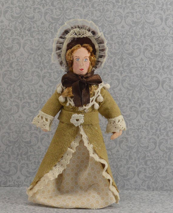 Les Miserables Cosette Miniatuur Klassieke Literatuur Collectible