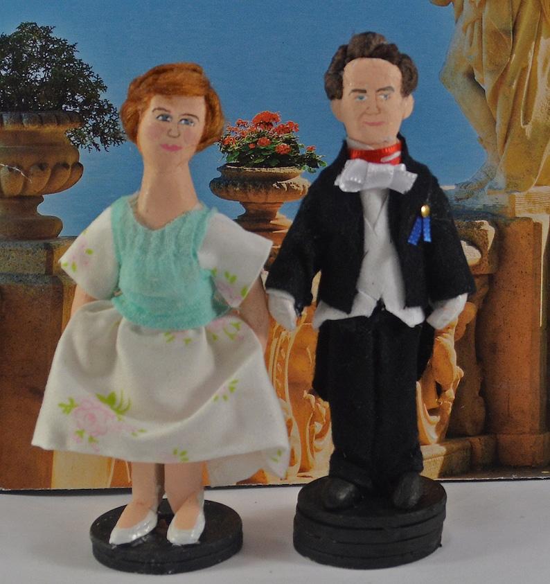Maria Von Trapp Austrian Singer Collectible Miniature