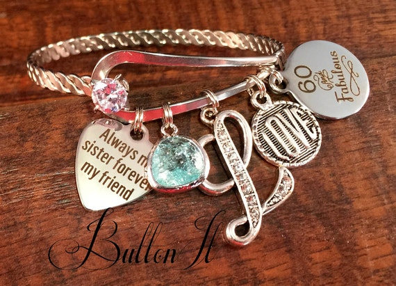60th Birthday Gift Gifts For HER Sister Best