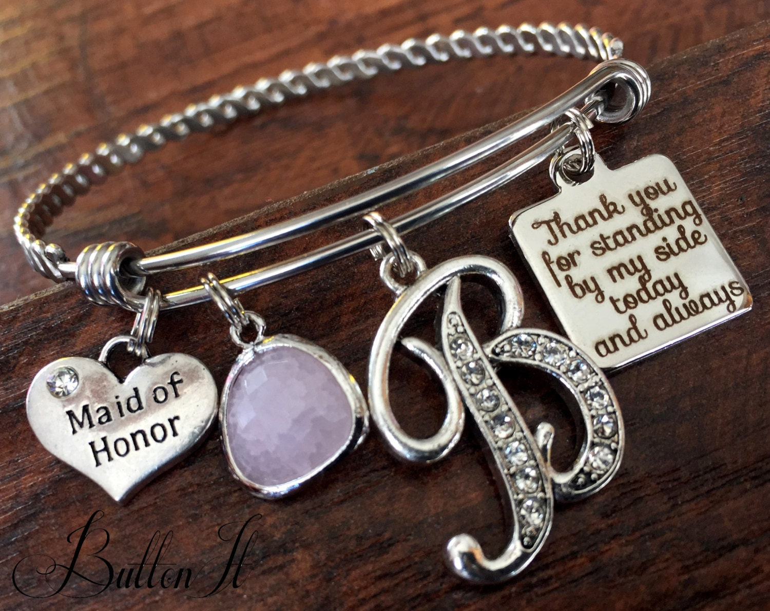 Wedding Gifts For Maid Of Honor: Maid Of Honor Gift Matron Of Honor BRIDESMAID Gift