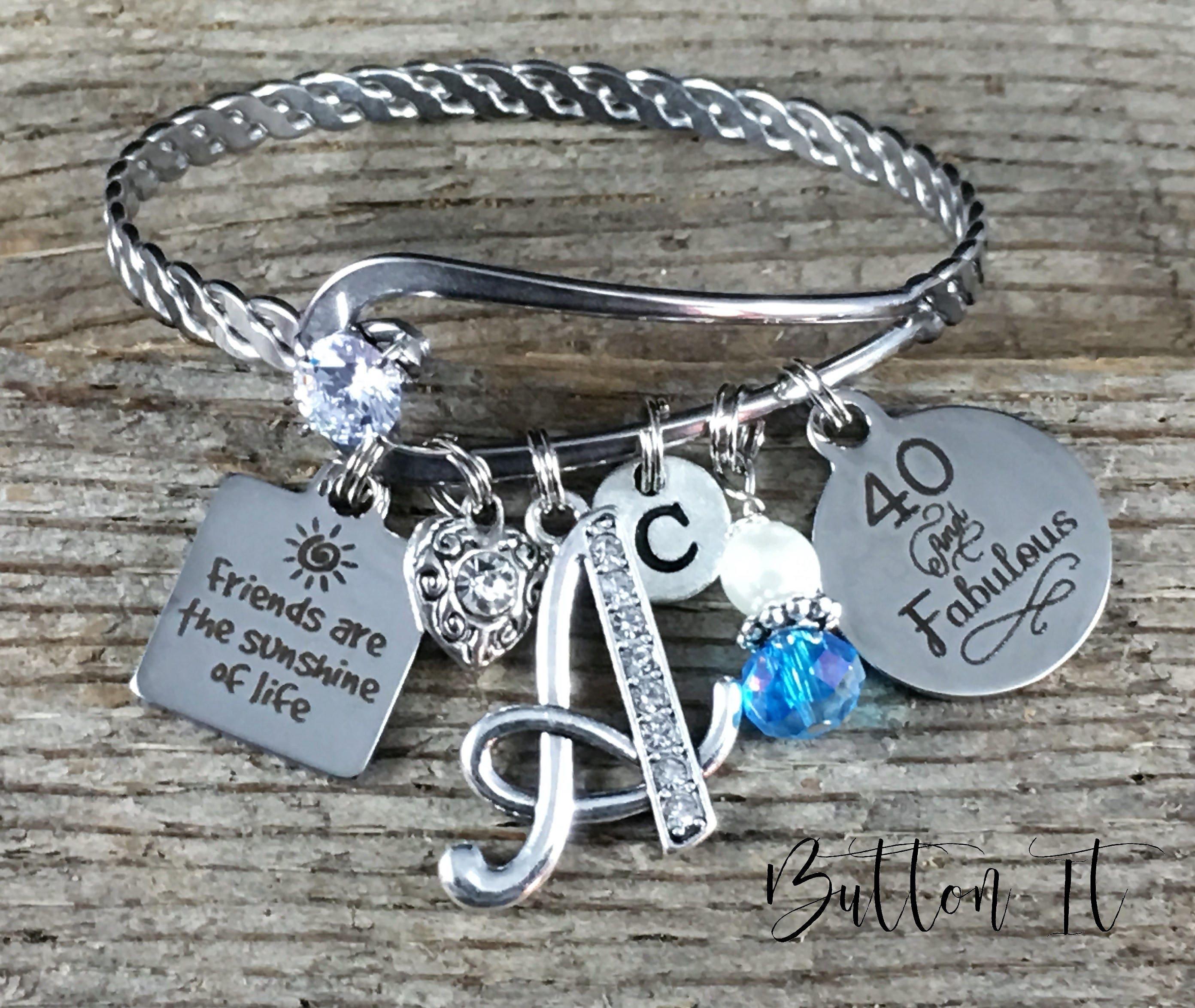 Best Friend Gift FRIENDSHIP Bracelet Birthday
