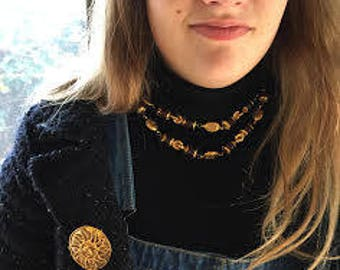 Vintage Chanel pin