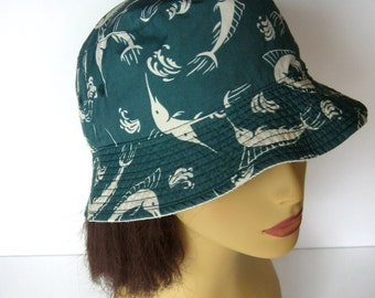 2405000f5bc Vintage Polo Sport Reversible Bucket Hat - Ralph Lauren - Bucket hat