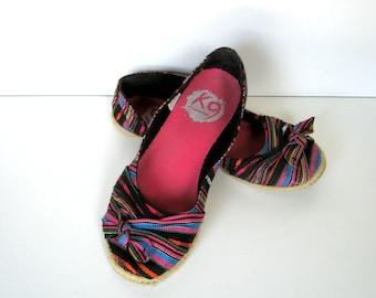 0e47f22ffa8382 Vintage Flats - Rocket Dog - Espadrilles - Cloth shoes