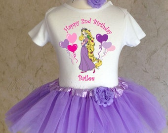 Personalized Birthday Shirts And Tutu Outfits By Thetutufairy