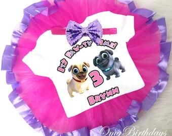 Puppy Dog Pals Girl Etsy
