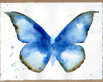 cc0bf72b0fa original watercolor painting butterfly