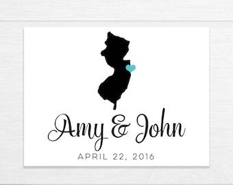 Wedding Welcome Bag Labels, Destination Wedding, Wedding Welcome Box Labels, Bag Stickers, Wedding Sticker, Wedding Favor Labels, New Jersey
