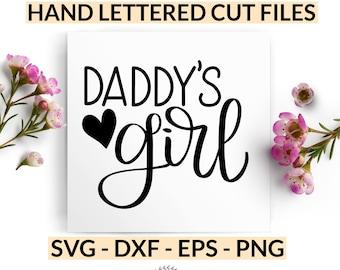 Daddy's Girl SVG, Valentine svg, Valentine's Day svg, Newborn svg, Baby svg, First Father's Day, Father's Day svg, Baby Shower Gift