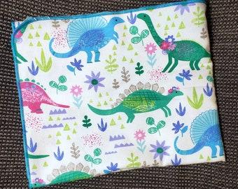 Dinosaur Nursery Baby Photo Prop Baby Boy Swaddle Blanket Baby Shower Gift Dino Baby Flannel Blanket Dinosaur Receiving Blanket