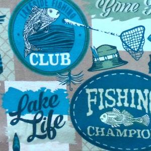 Lake Life Baby Boy Swaddle Blanket Fishing Baby Blanket Baby Photo Prop Canoe Flannel Receiving Blanket Fishing Nursery