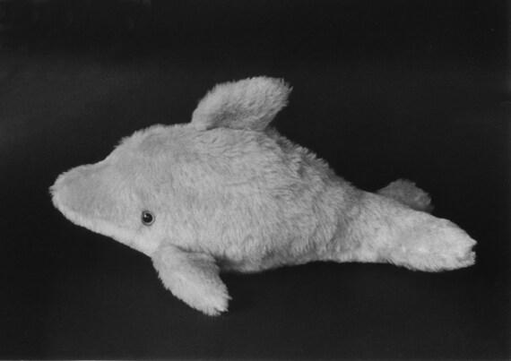 Schnittmuster für ein Baby-Delphin-weiches Spielzeug gefüllt | Etsy