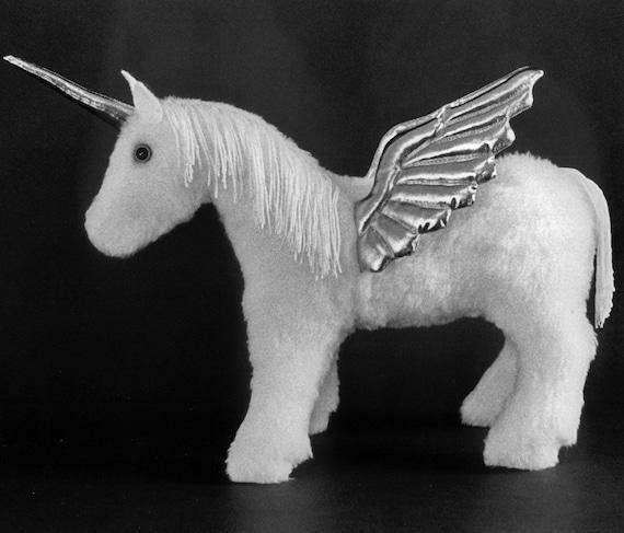 Schnittmuster machen eine Baby-Einhorn Pegasus oder | Etsy