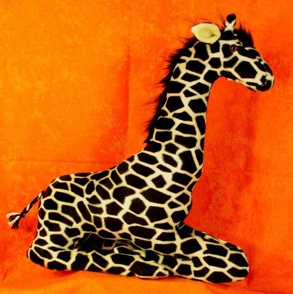 Nähen Muster stellen eine Giraffe Mutter gefüllt tierischen | Etsy
