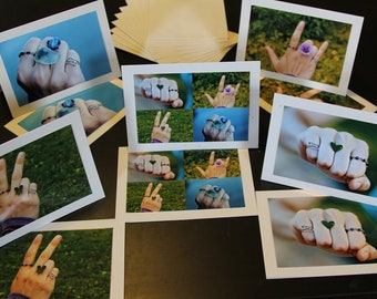 Hands Collection (photo cards)