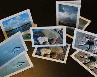 Down by the Sea Collection (photo cards)