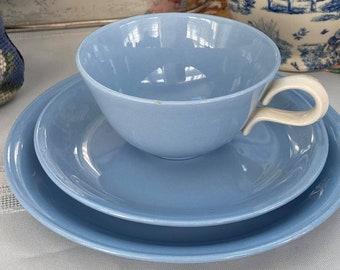 Vintage Home Laughlin - Skytone Blue Trios