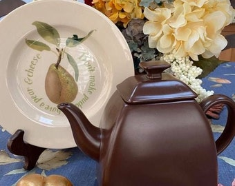 RESERVED Listing for A. Pepin - Teapot