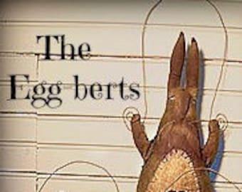The Egg-Berts E-pattern