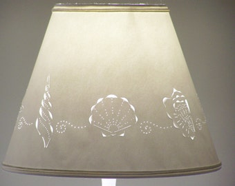 Paper lamp shade etsy aloadofball Image collections