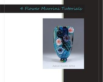 The Flower Murrini Tutorial- By Astrid Riedel