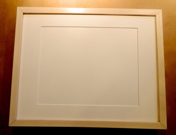 Amazing 11 X 14 Frame With Mat Illustration - Picture Frame Design ...