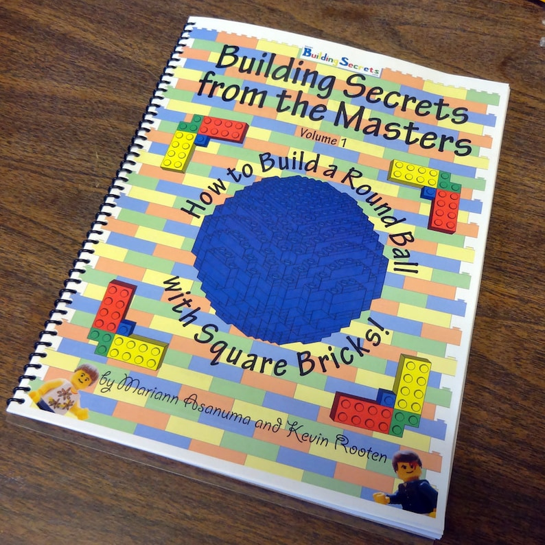 How to build a Round Ball with Square Bricks E-Book image 1