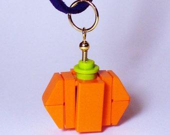 Mini Pumpkin Necklace
