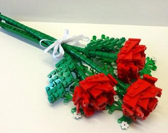 Custom made Open Rose Bouquet