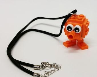 Q bit Necklace