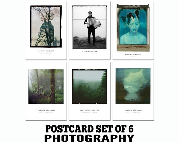 6-Pack of Postcards