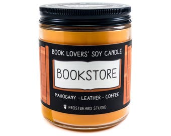 your house smelling like a bookstore