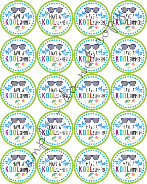 picture about Have a Kool Summer Printable named Fast Down load / Contain a Kool Summertime 2\
