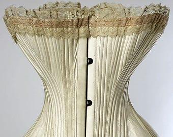 Custom corset for Chloe R. part 3 of 3