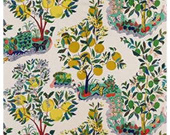 F. Schumacher Citrus Garden (other colors available)