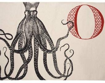 Thomas Paul Octopus Bath Mat
