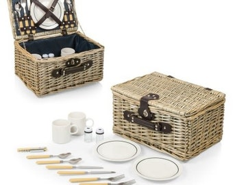 Nantucket Picnic Basket