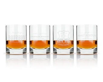 The Bemel Whiskey Glass Set