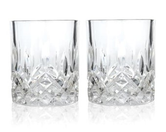 Parlor Crystal Tumblers