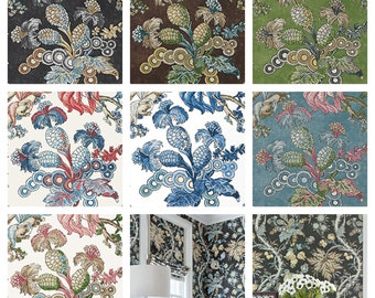 Thibaut Anna French Chatelain Wallpaper (Packaged in double rolls) (other colors available)