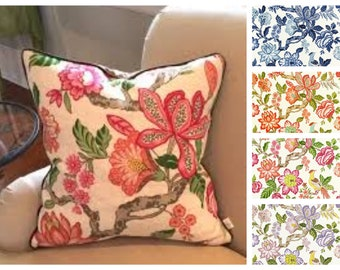 F. Schumacher Huntingdon Gardens Fabric (other colors available)