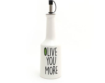 Olive You More Olive Oil Dispenser