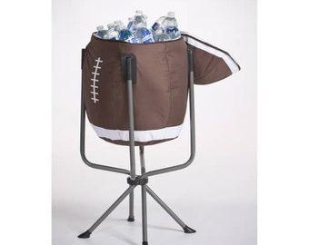 Football Standing Cooler