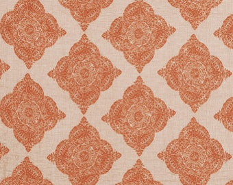 Mani Terracotta 21038-107 Fabric by the yard